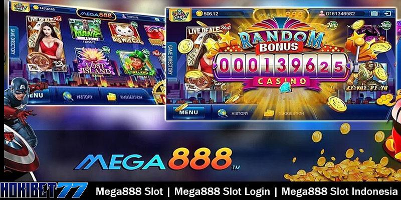 Mega888 Slot